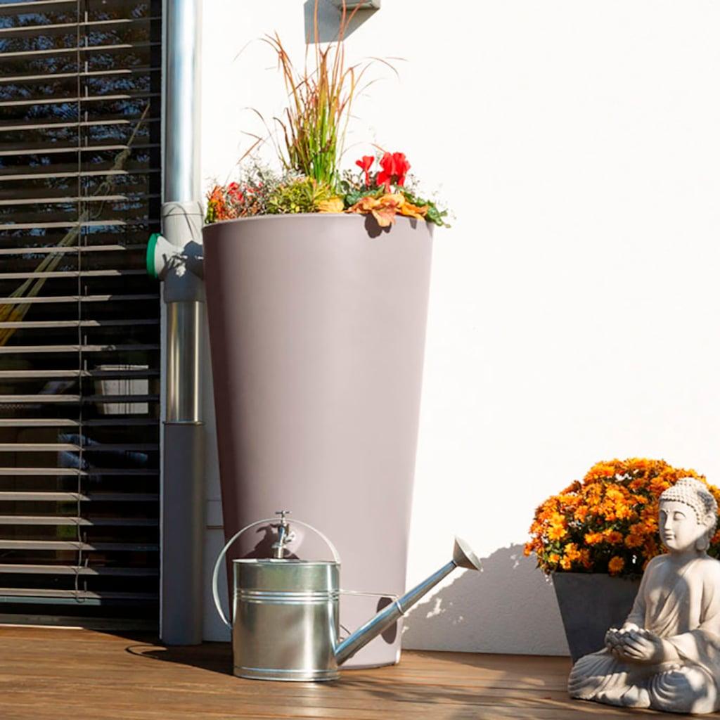 3P TECHNIK Regentonne »Rainbowl Flower«, 150 l