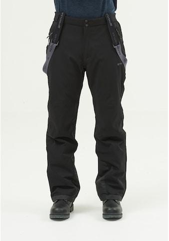 WHISTLER Skihose »GIPPSLANG«, mit innovativer Wintersport-Ausstattung kaufen