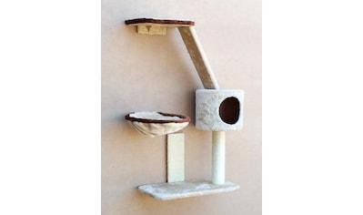 SILVIO design Katzen-Kletterwand »Xena«, hoch, BxTxH: 65x35x100 cm kaufen