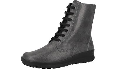 BERKEMANN Schnürstiefelette »Leder« kaufen
