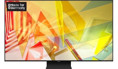 Samsung GQ65Q95T QLED - Fernseher (163 cm / (65 Zoll), 4K Ultra HD, Smart - TV kaufen