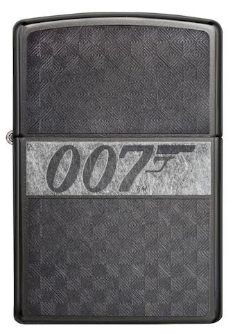 Zippo Feuerzeuge, »007 Gray« kaufen