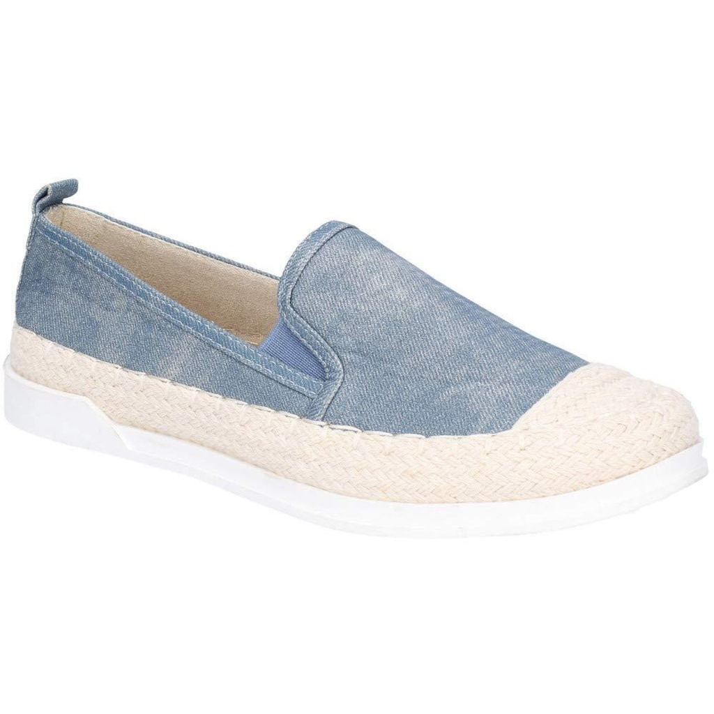 Fleet & Foster Espadrille »Damen Paradise Nautik Schuh«