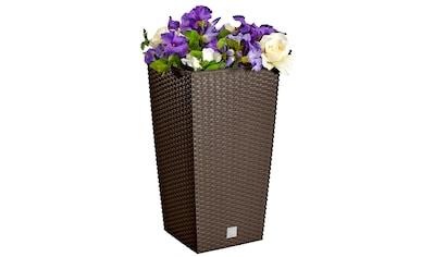 Prosperplast Blumentopf »Rati Square 325«, BxTxH: 33x33x61 cm kaufen