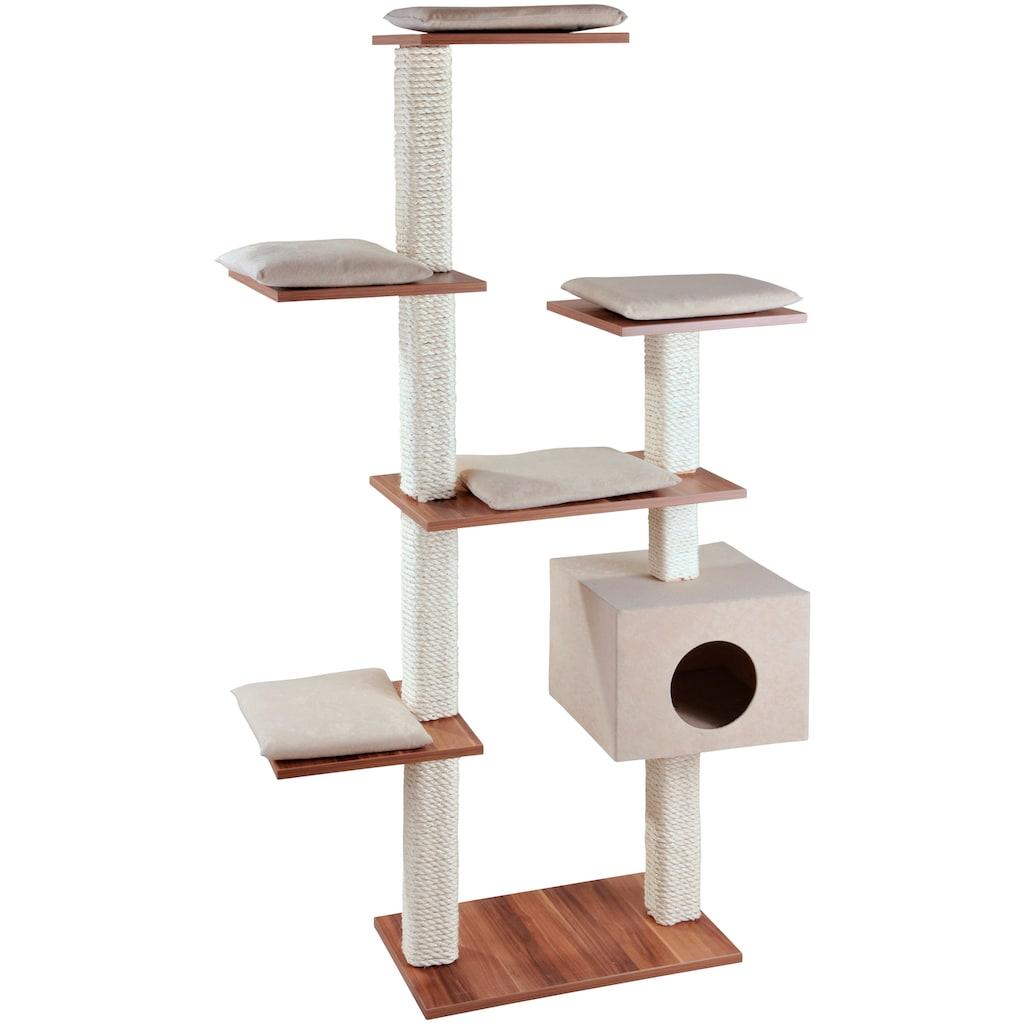 SILVIO design Kratzbaum »Cosy«, hoch, BxTxH: 110x50x175 cm
