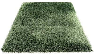 my home Hochflor-Teppich »Amadeo«, rechteckig, 73 mm Höhe, besonders langer Flor, Wohnzimmer kaufen
