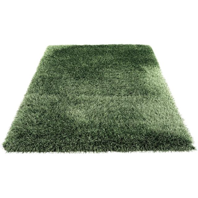Hochflor-Teppich, »Amadeo«, my home, rechteckig, Höhe 73 mm, maschinell gewebt