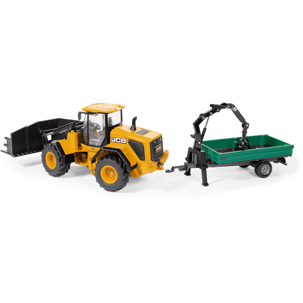 Siku Spielzeug-Radlader »SIKU Farmer, JCB 435S Agri«