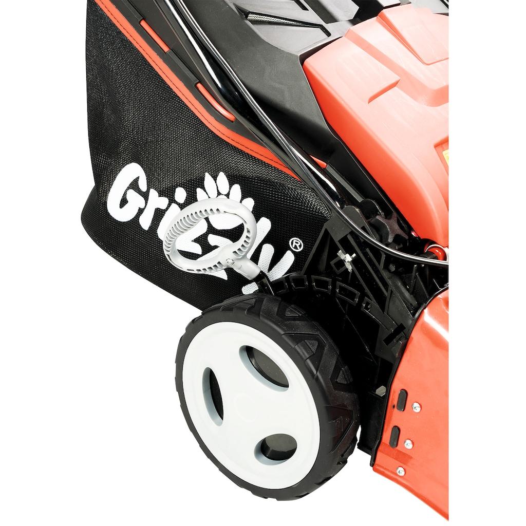 GRIZZLY Elektro-Rasenmäher »ERM 1642 Trike«, 42 cm Schnittbreite