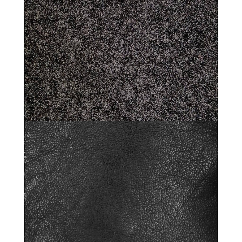 MUSTANG Lederjacke »31019275«, mit abnehmbarem Kragen