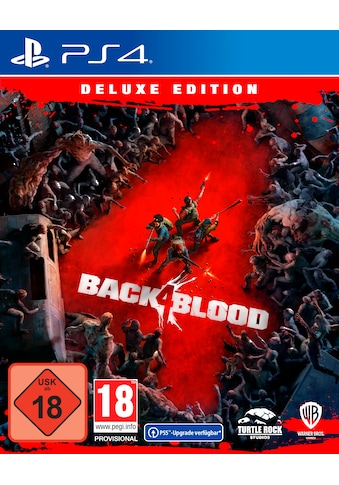 Warner Games Spiel »Back 4 Blood Deluxe Edition«, PlayStation 4 kaufen