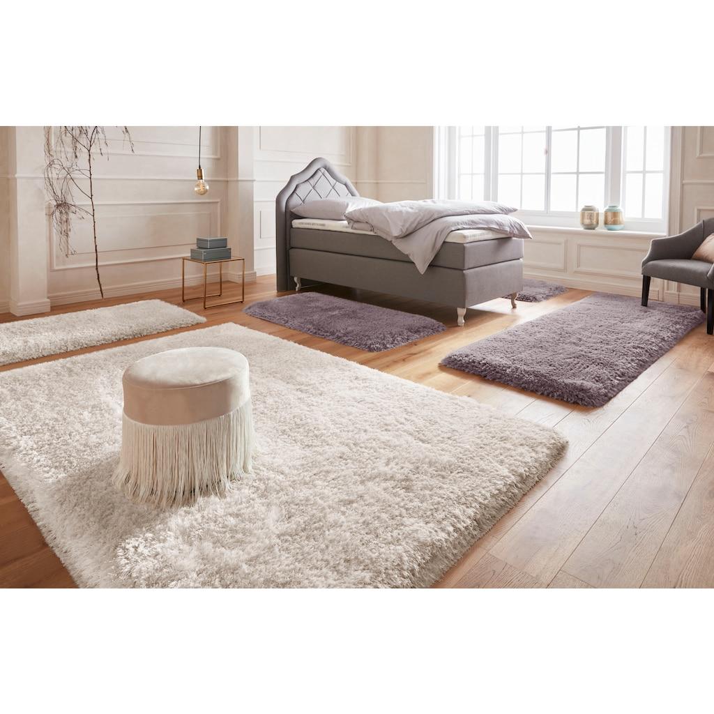 Guido Maria Kretschmer Home&Living Hochflor-Teppich »Micro exclusiv«, rechteckig, 78 mm Höhe, democratichome Edition, bekannt aus der TV Werbung