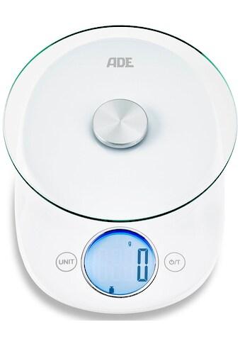 ADE Digitale Küchenwaage KE 1705 Carla kaufen