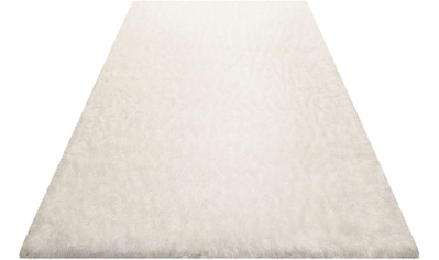 Wecon home Basics Hochflor-Teppich »Bella«, rund, 70 mm Höhe, besonders weich durch... kaufen