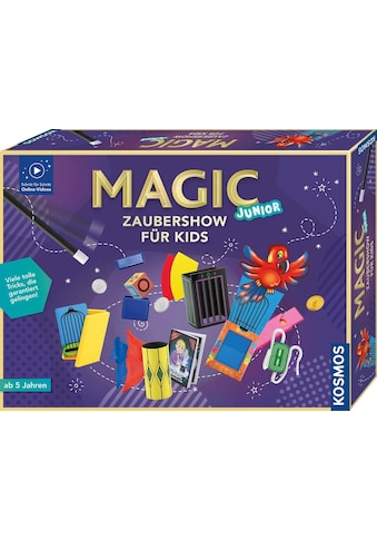 Kosmos Zauberkasten »Magic Zaubershow für Kids« kaufen