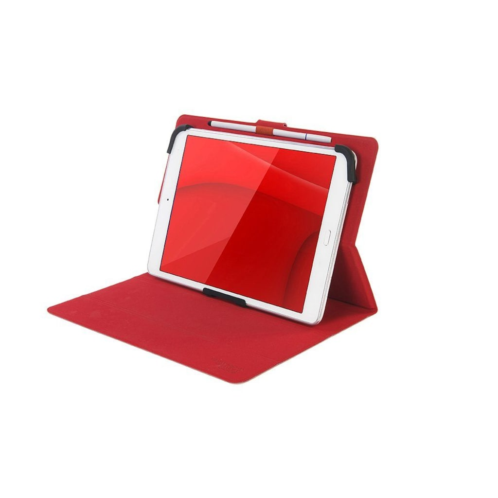 Tucano Universelles Case für 10 Zoll Tablets mit Standfunktion