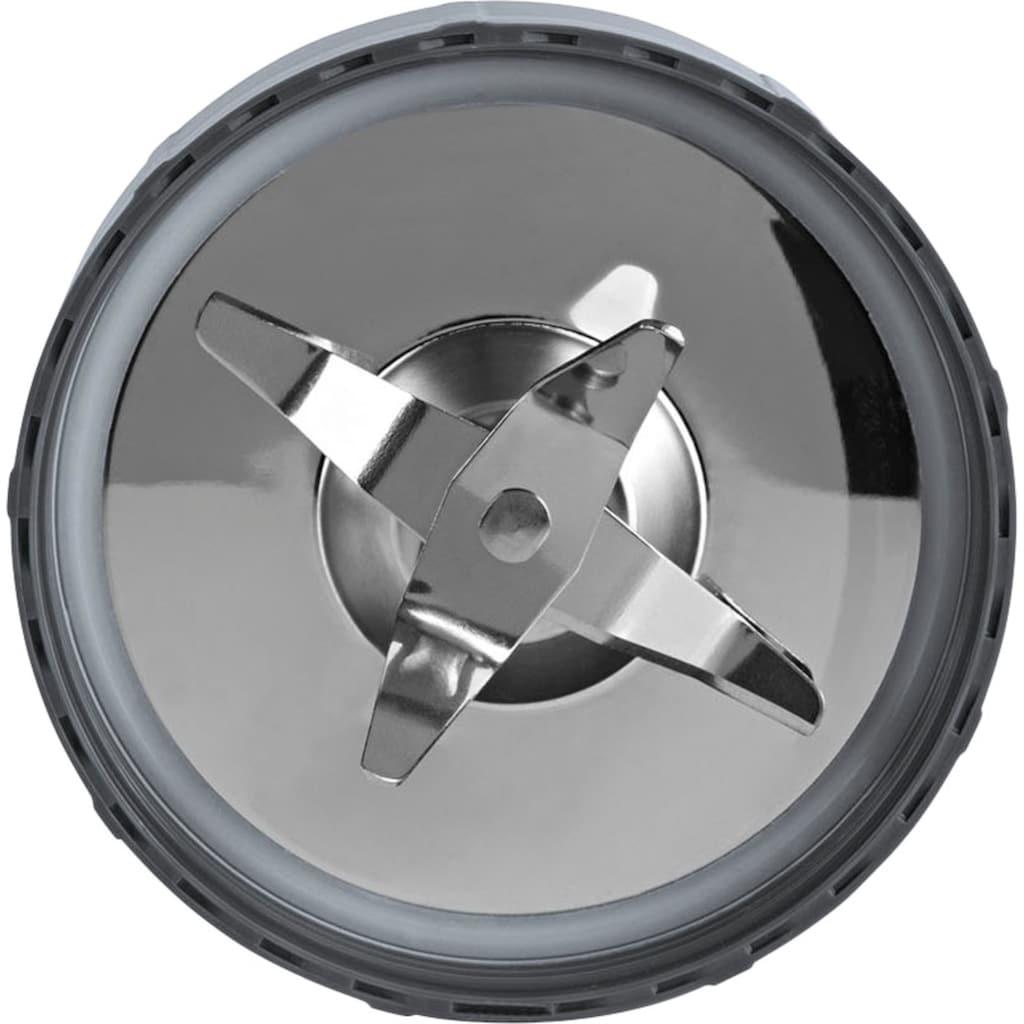 MAXXMEE Smoothie-Maker »MAXXMEE 12-tlg. Grau«, 350 W