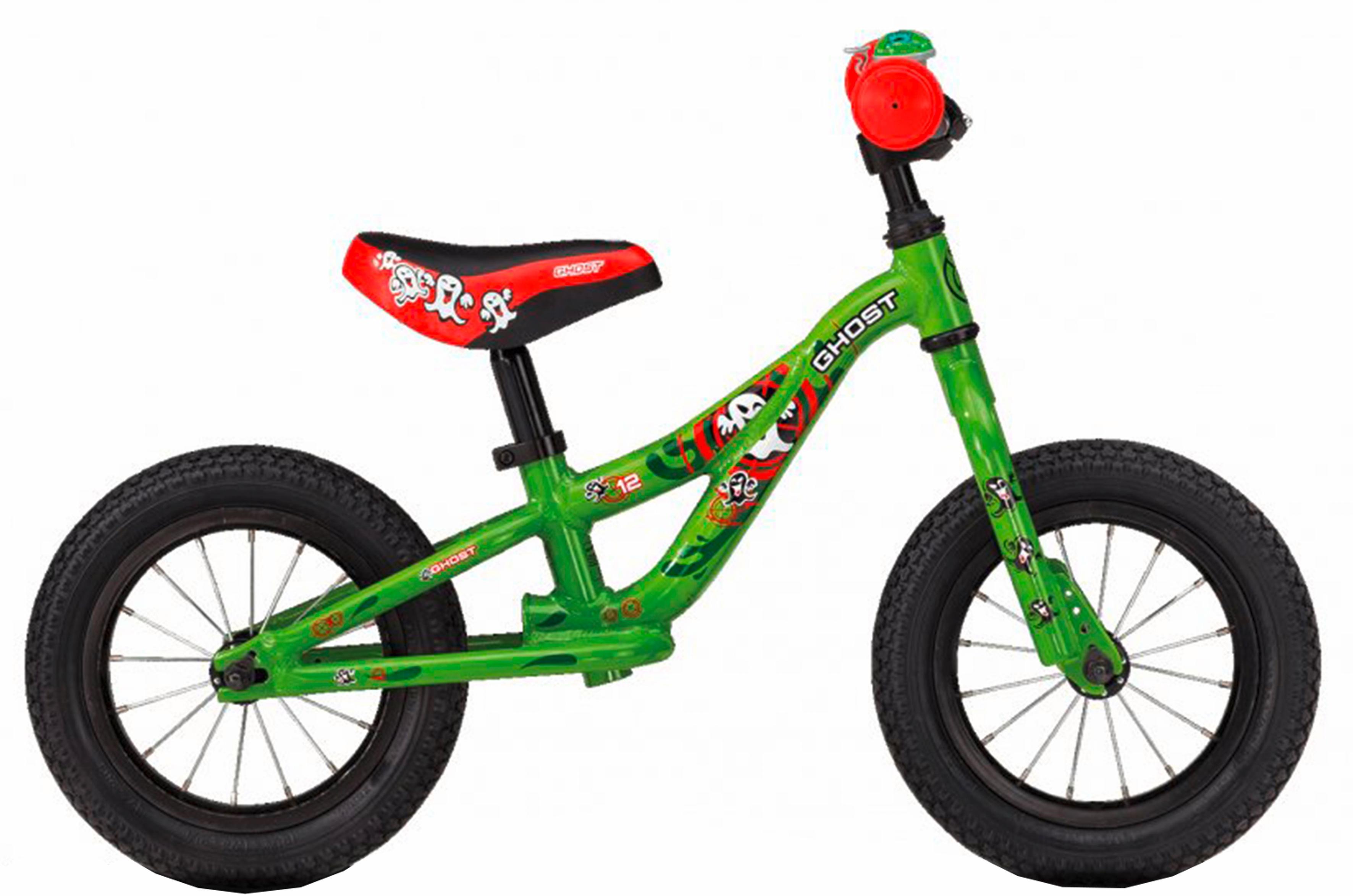 Ghost Kinderfahrrad POWERKIDDY AL 12 K grün Kinder Kinderfahrräder Fahrräder Zubehör Fahrrad
