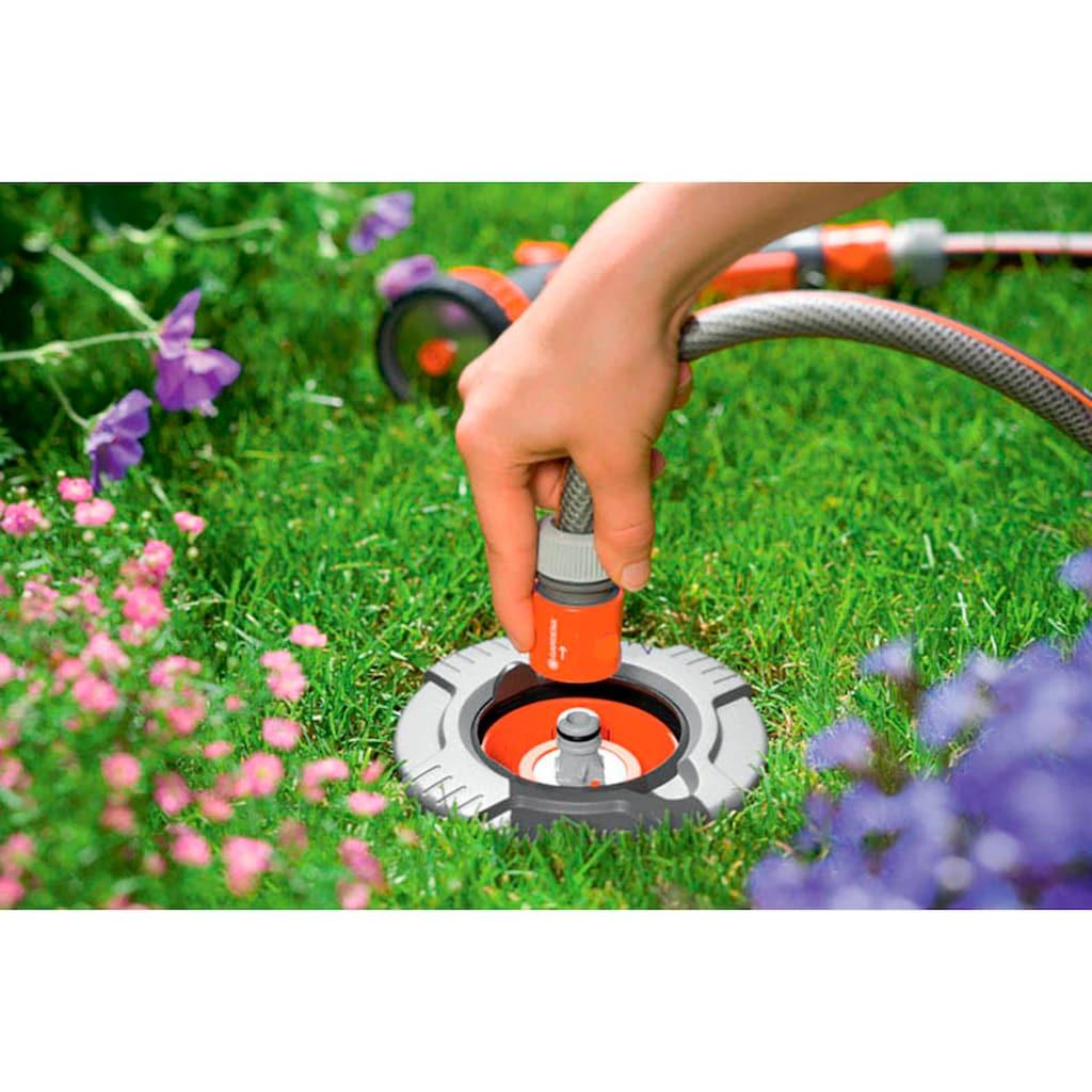 GARDENA Bewässerungssystem »Sprinklersystem, 08250-20«, Wassersteckdose (1/2 Zoll)