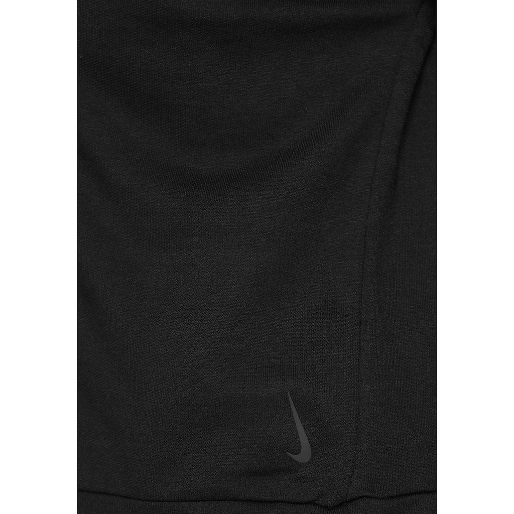 Nike Yogashirt »Nike Women's Long-Sleeve Yoga Train«, Outcut am Rücken