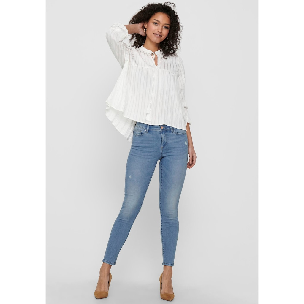 Only Skinny-fit-Jeans »ONLWAUW LIFE«
