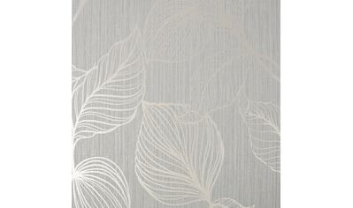 Boutique Vliestapete »Royal Palm«, botanisch, Dunkelblau - 10mx52cm kaufen