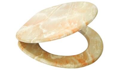 SANILO WC - Sitz »Marmor Natur« kaufen