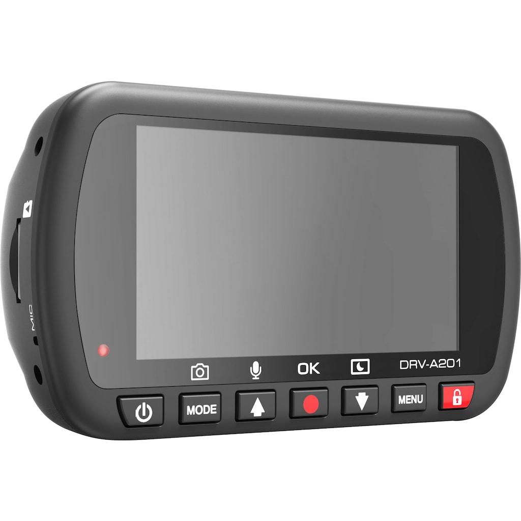Kenwood Dashcam »DRV-A201«, Full HD