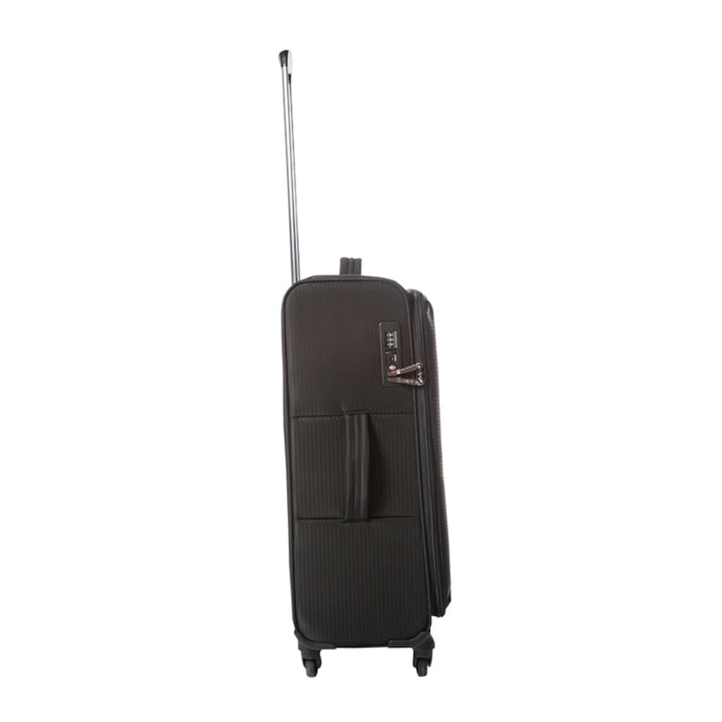 EPIC Weichgepäck-Trolley »Nano, 65 cm«, 4 Rollen, mit 4 Rollen