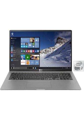 LG gram 17, Ultraleichtes Notebook (43,18 cm / 17 Zoll, Intel,Core i7, 1000 GB SSD) kaufen