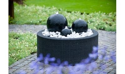 Ubbink Brunnenumrandung »DecoWall Wicker 2« kaufen