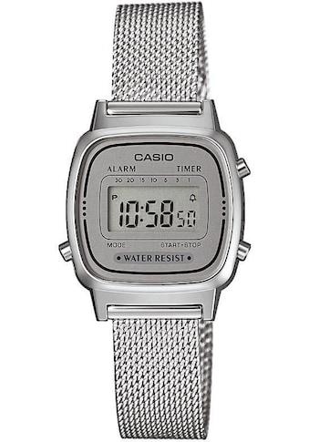 CASIO VINTAGE Chronograph »LA670WEM-7EF« kaufen