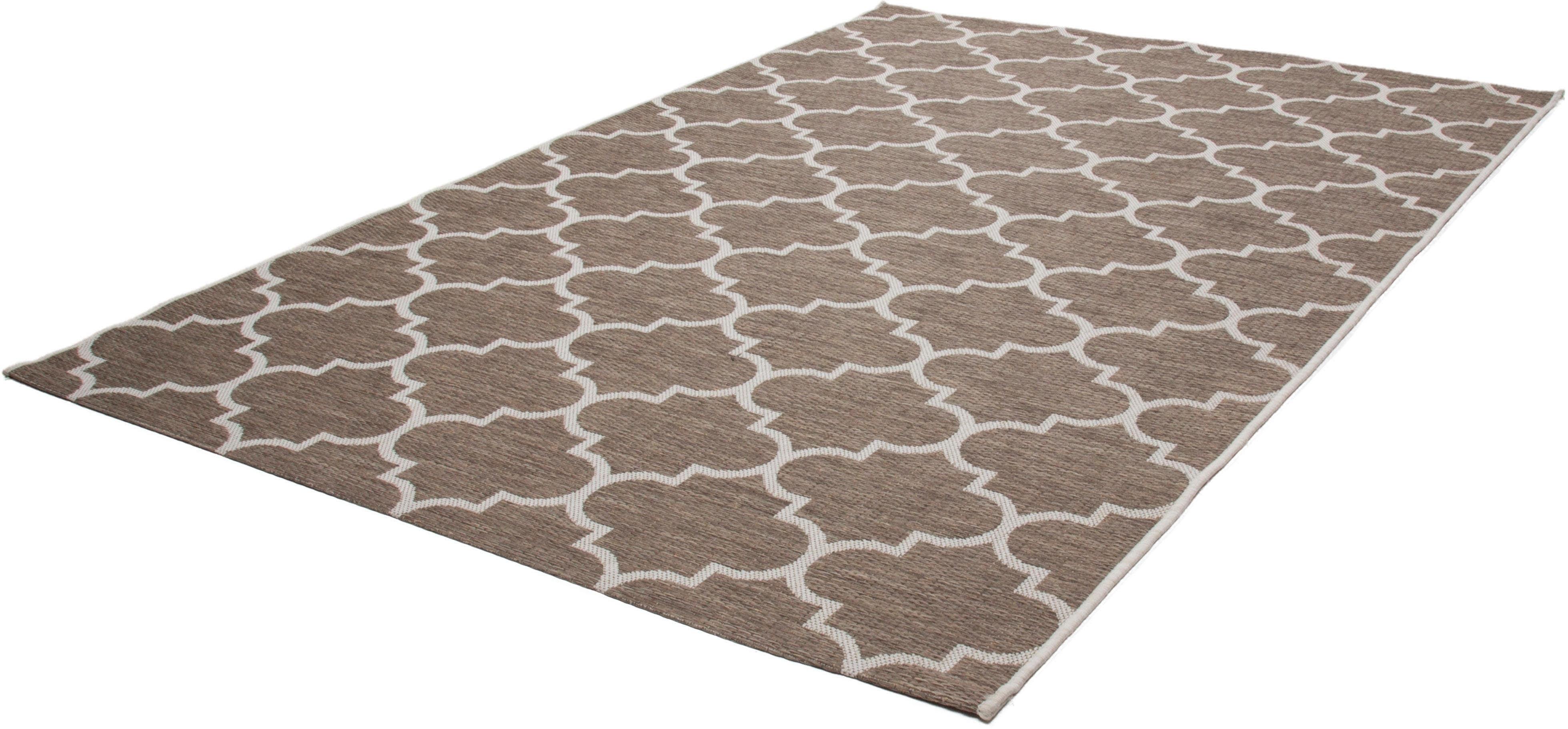 Teppich Perugia 1030 calo-deluxe rechteckig Höhe 7 mm maschinell gewebt