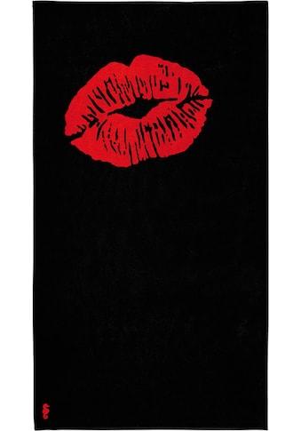 "Strandtuch ""Lucky Lips"", Seahorse kaufen"