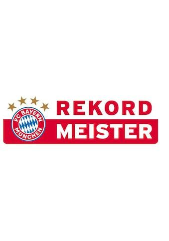 Wall-Art Wandtattoo »Rekordmeister Bayern München« kaufen