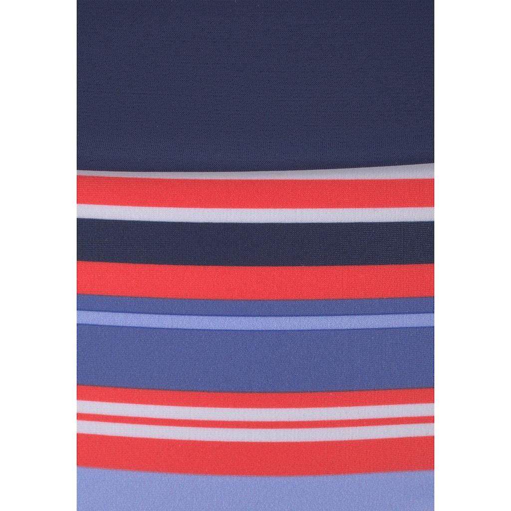 s.Oliver Bügel-Bikini, mit maritemen Streifen