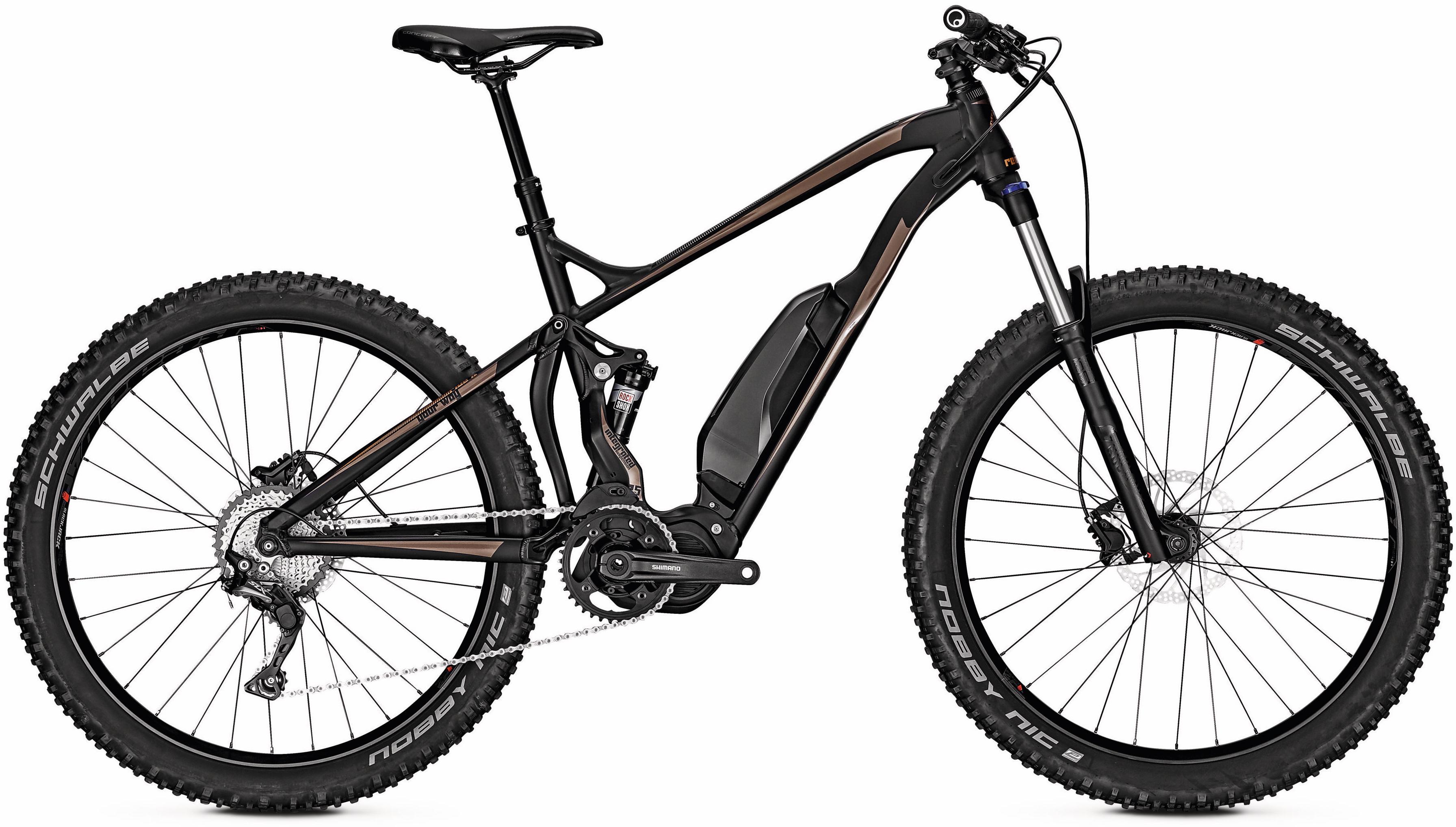 Univega Herren E-Bike ATB, 27 Zoll, 11 Gang Shi...