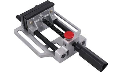 Connex Maschinenschraubstock, 100 mm, Aluminium kaufen