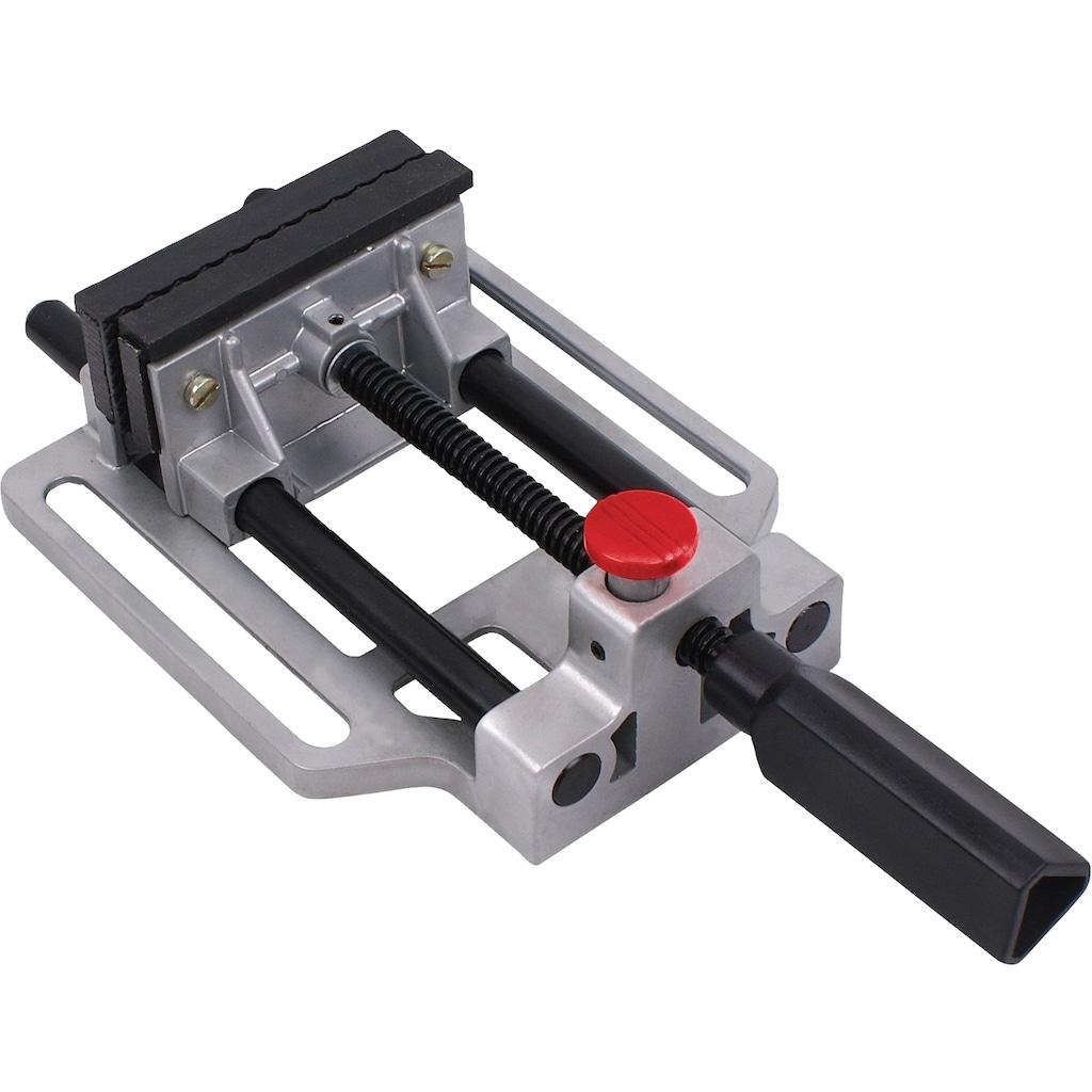 Connex Maschinenschraubstock, 100 mm, Aluminium