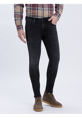 Cross Jeans® Skinny-fit-Jeans »Scott«, moderner Skinny Fit kaufen