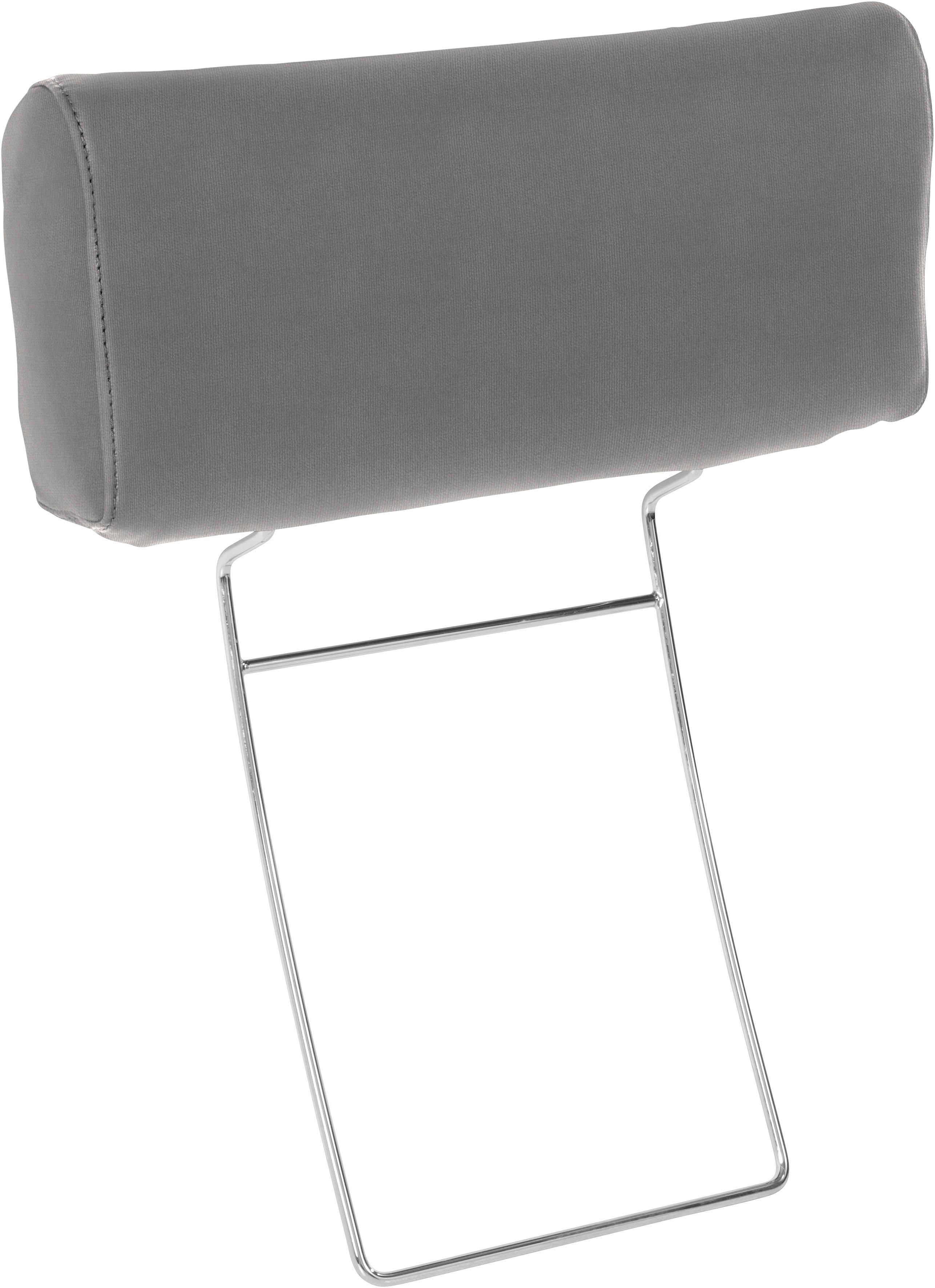 WSCHILLIG Kopfstütze glenn für den großen 2-Sitzer Breite 65 cm