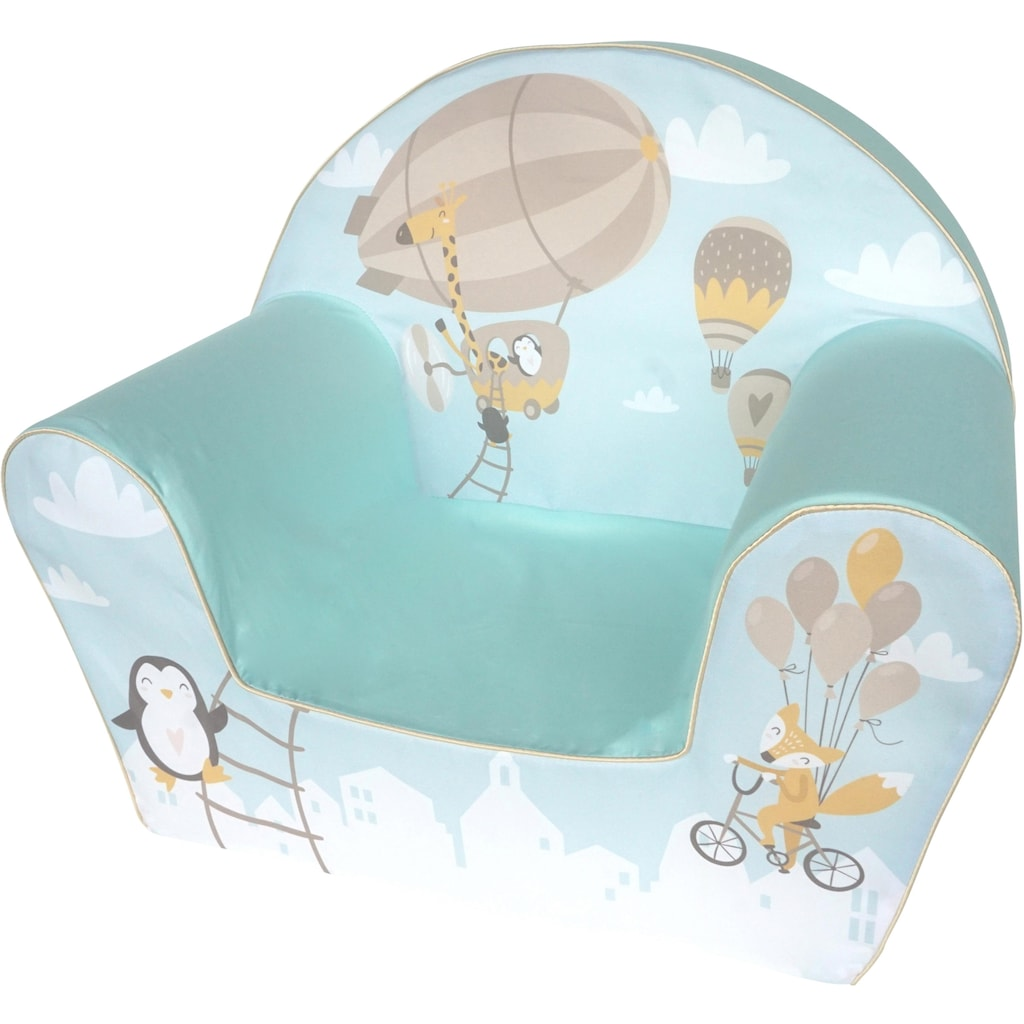 Knorrtoys® Sessel »Balloon«, Made in Europe