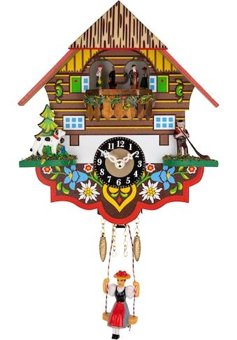 Christoffel Pendelwanduhr »Pendeluhr Christoffel« kaufen