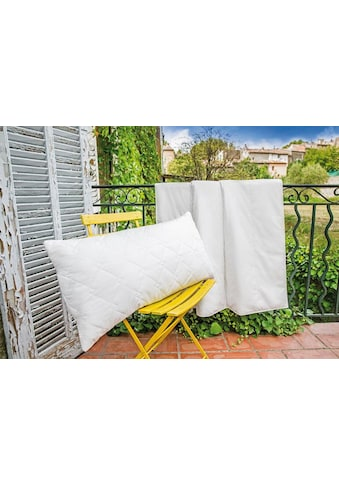 Kunstfaserbettdecke, »Royal«, Centa - Star, Bezug: 100% Baumwolle kaufen