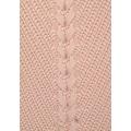 LASCANA V-Ausschnitt-Pullover, mit Schnürdetail vorne