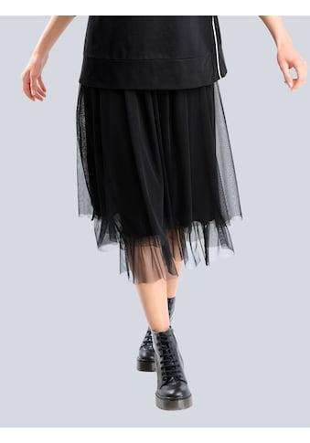 Alba Moda Stufenrock kaufen