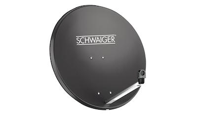 SCHWAIGER Sat - Spiegel, Stahl Offset Antenne (75cm) »SPI996 - Serie« kaufen