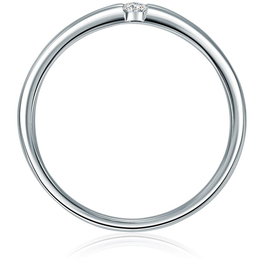 Tresor 1934 Diamantring »X625«, (1 tlg.), mit Diamant