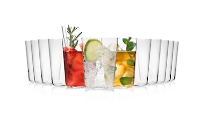 SÄNGER Gläser-Set »Sidro«, (12 tlg., Trinkgläserset aus Kristallglas 12 teilig) kaufen