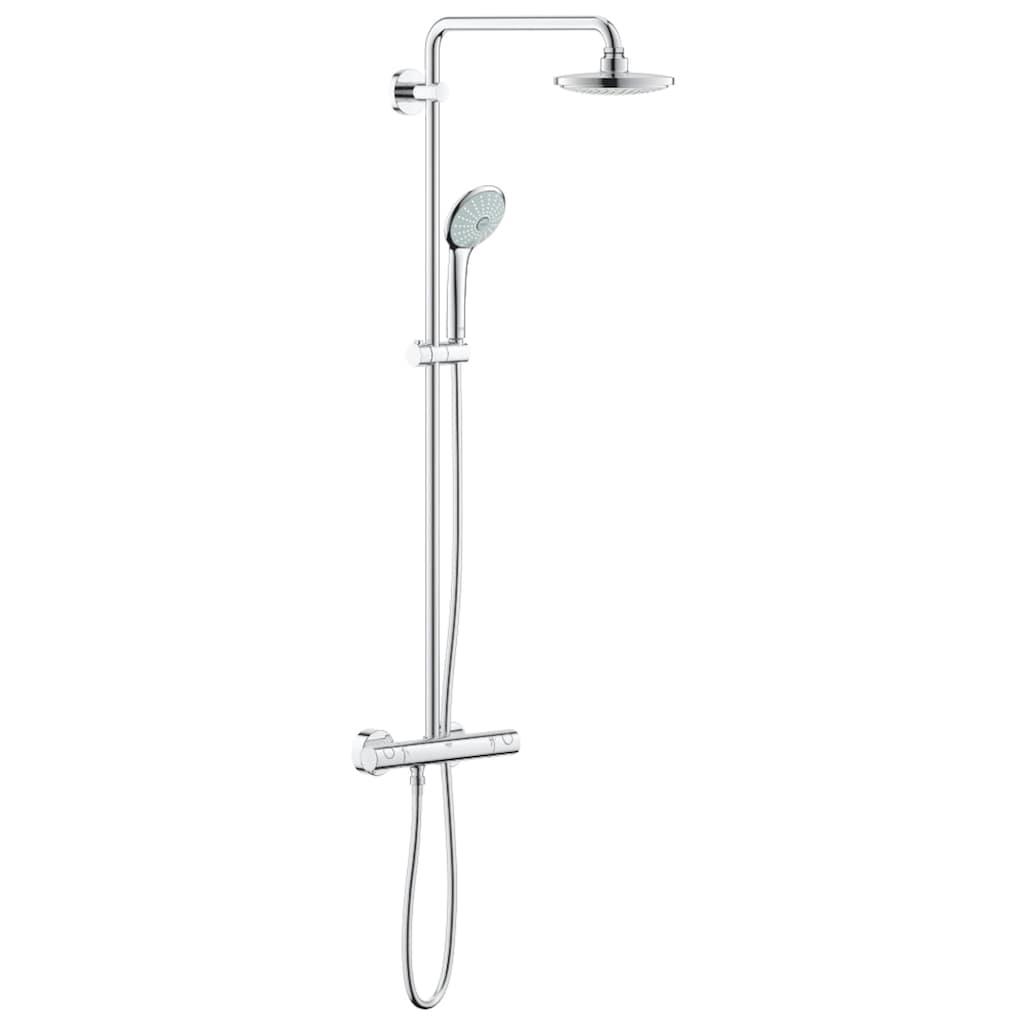 Grohe Duschsystem »Euphoria System 180«, für Wandmontage, mit Thermostatbatterie